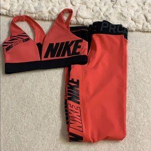 Nike DriFit Set NWOT// X-Small $35